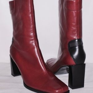 New Peter Keiser Nappa Ankle Boots